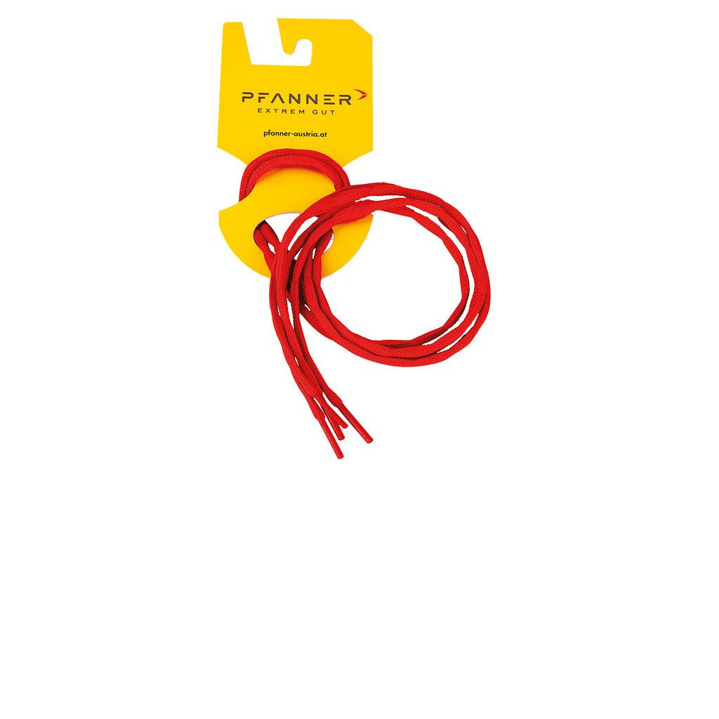 7b95a701b5df PFANNER Funktions-Schnürsenkel   rot   Edenhofner-24