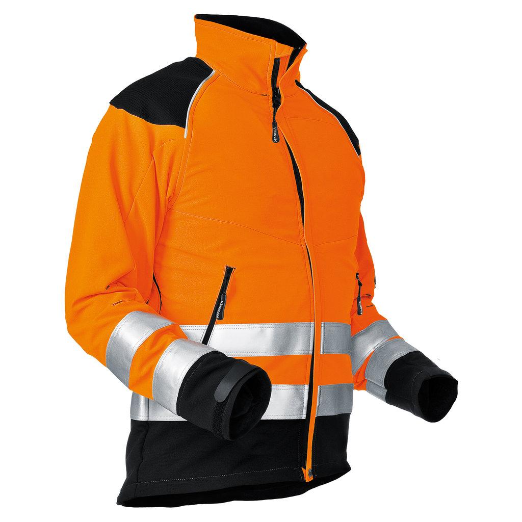 c5ca8ef6e5af PFANNER StretchAIR Schnittschutzjacke orange EN471 ...