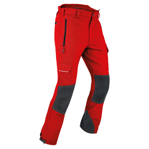PFANNER Outdoorhose GLOBE rot