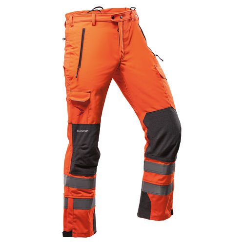 PFANNER Outdoorhose GLADIATOR orange EN 20471