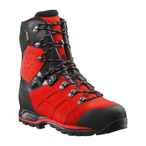 Forstschuh HAIX Protector Ultra Signal Red