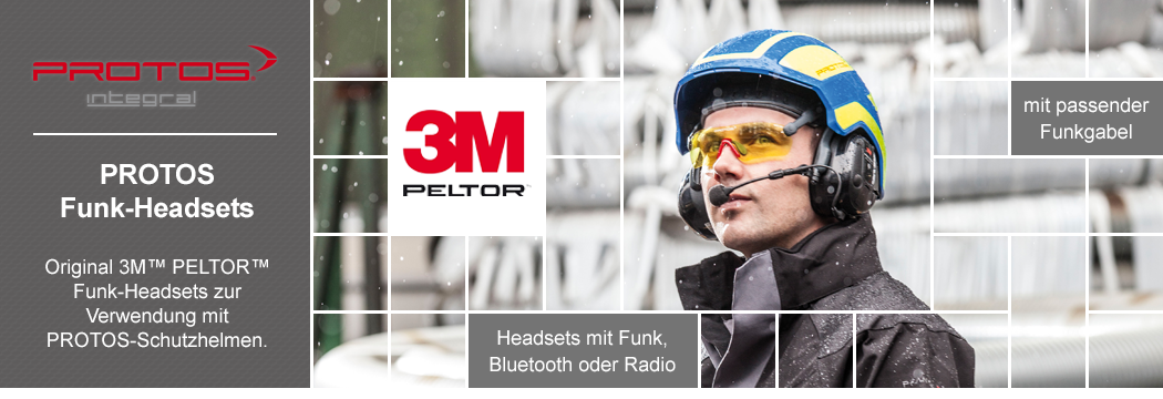 PROTOS Funk-Headsets