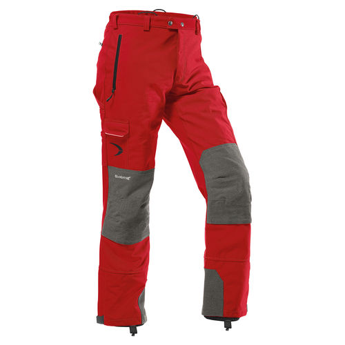 PFANNER Outdoorhose GLADIATOR rot
