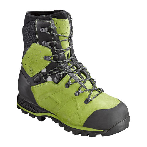 Forstschuh HAIX Protector Ultra Lime Green