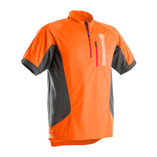 HUSQVARNA Shirt TECHNICAL kurzarm