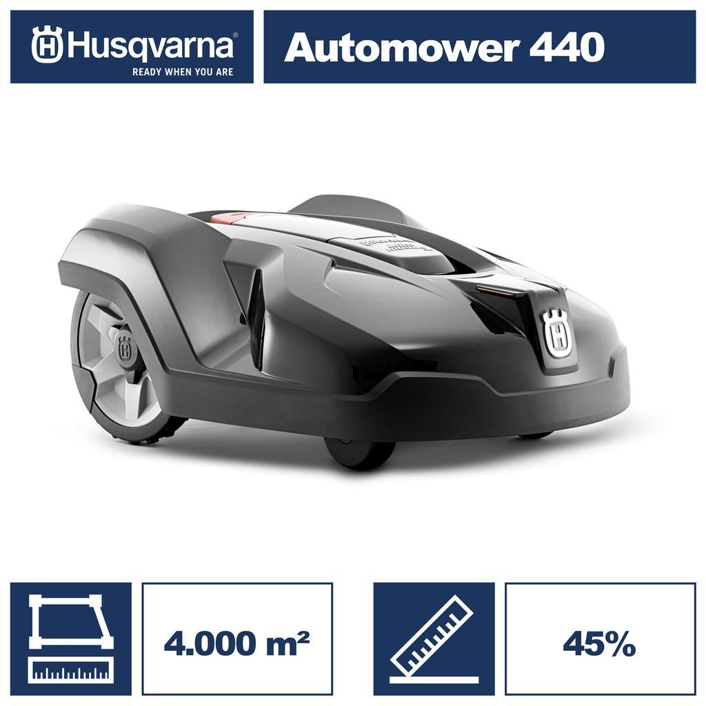 HUSQVARNA Automower 440 (Mod  2018)