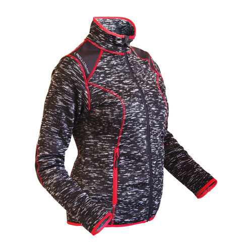 PROTOS Inuit Damenjacke dark-melange